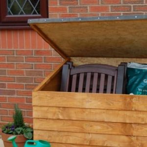Hartwood FSC Overlap Tool Chest Top and Cladding