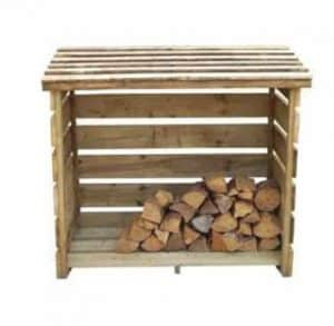 Hartwood FSC Small Woodstore Front View