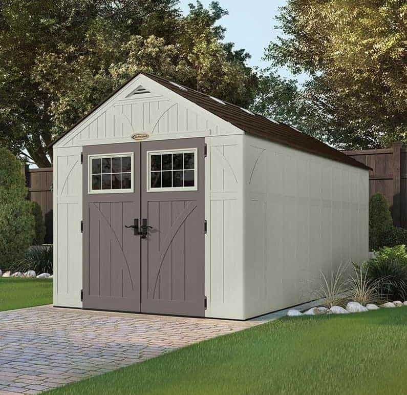 Large shed offers deals who has the best right now for Garden shed large