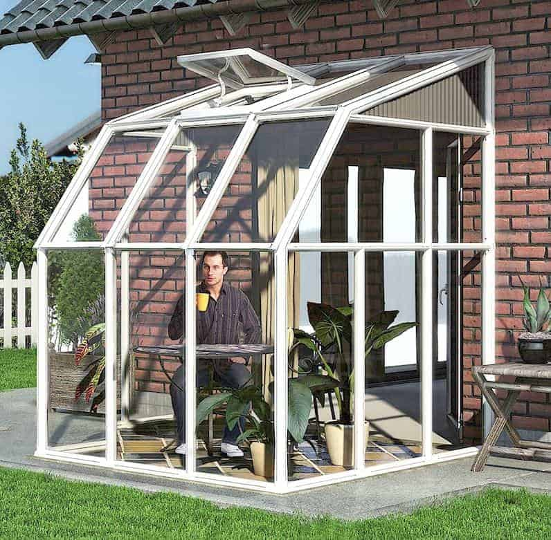 Lean to greenhouse offers deals who has the best right for Garden room lean to