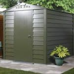 Small Shed - Trimetals Titan 630 Metal Small Shed