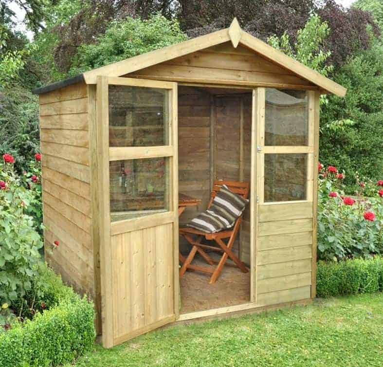 Small Summer house, Who has the best?
