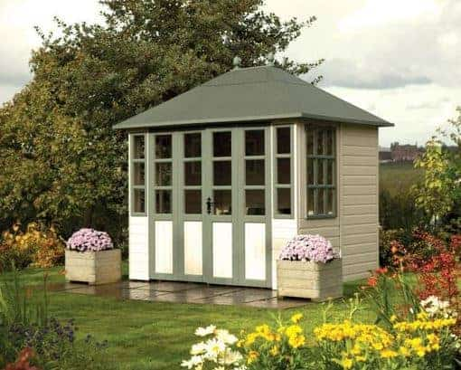 Rowlinson Chatsworth Small Summer house - 8' X 6'