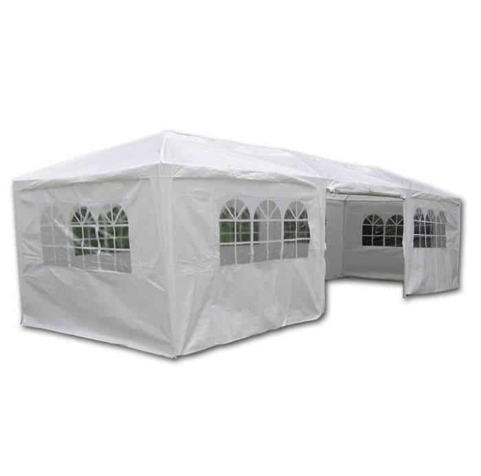 BillyOh Summer Garden Buildings 4000 Premium Garden Party Gazebo Marquee