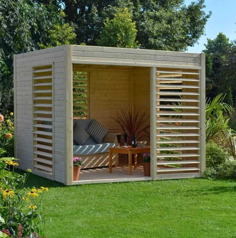 Summer Garden Buildings Who Has The Best