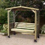 Summer Garden Buildings - Store More Summer Garden Buildings Poseidon Garden Swing Seat