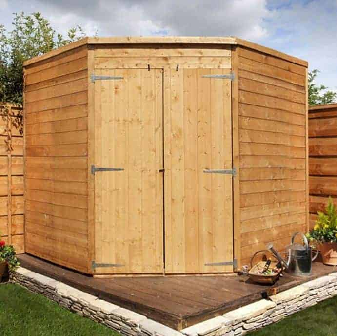 Garden Sheds 7x7 contemporary corner garden sheds 7x7 shed yahoo image search to ideas