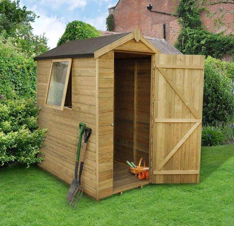 shed plus wooden garden sheds 6 x 4 champion tongue and groove apex shed