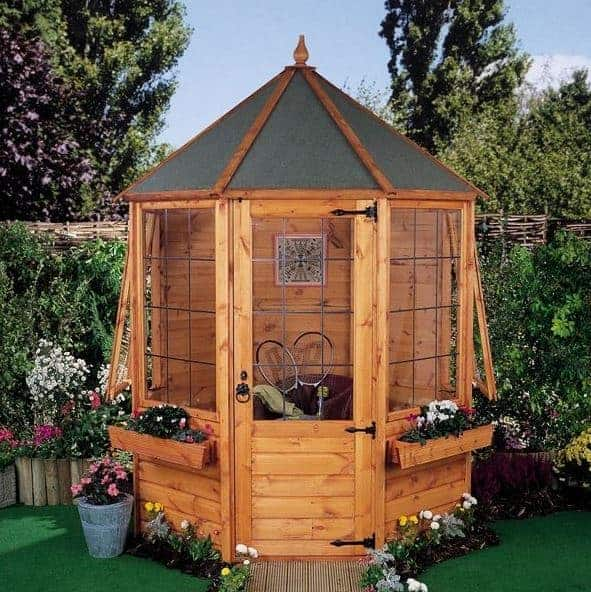 Adley 6' x 6' Darlington Octagonal Summer House