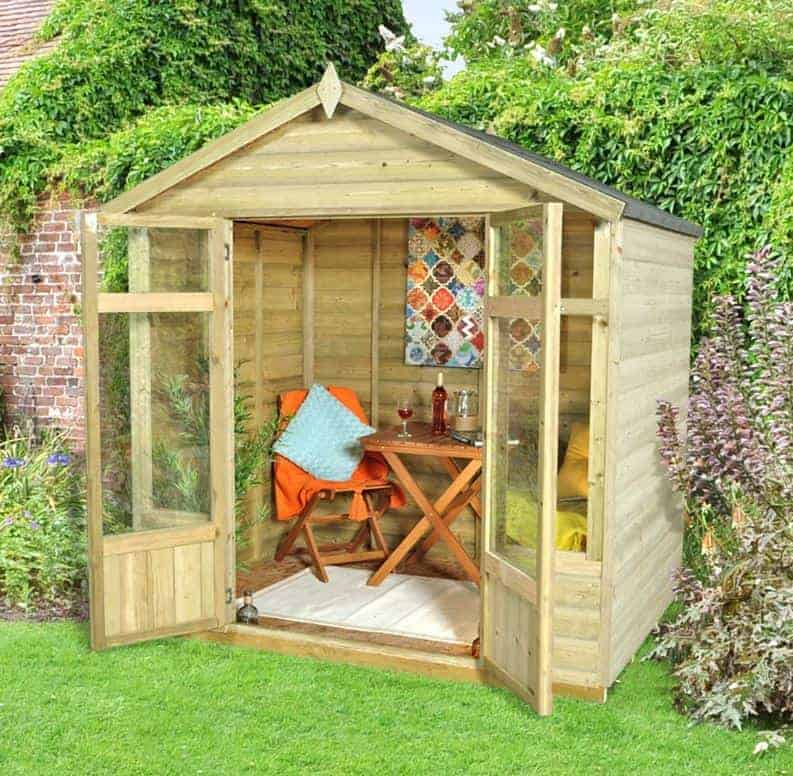 Forest 7x5 Burford Summerhouse