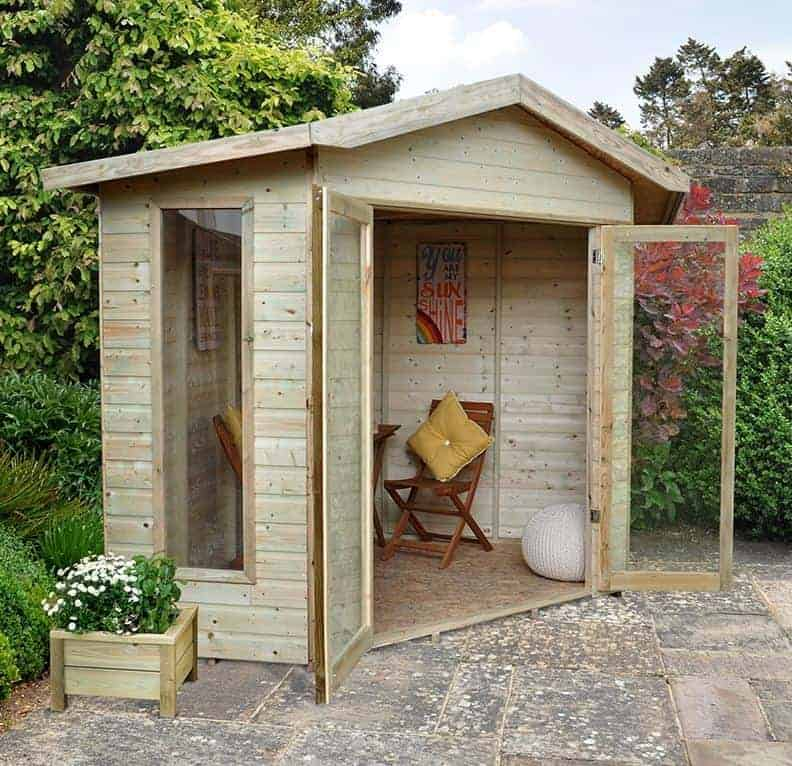 Forest 8x8 Highworth Summerhouse