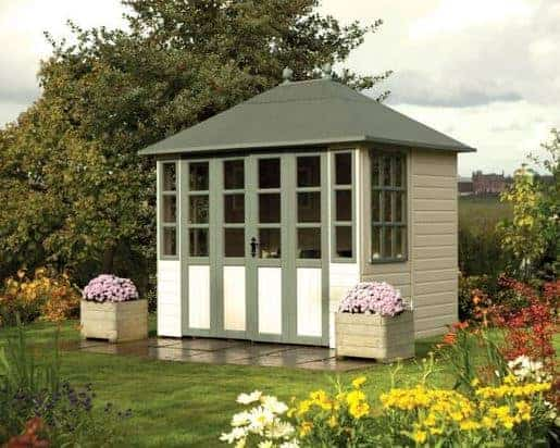 Oren 8' x 8' Osprey Summer House