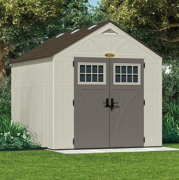 8x10 Shed Who Has The Best