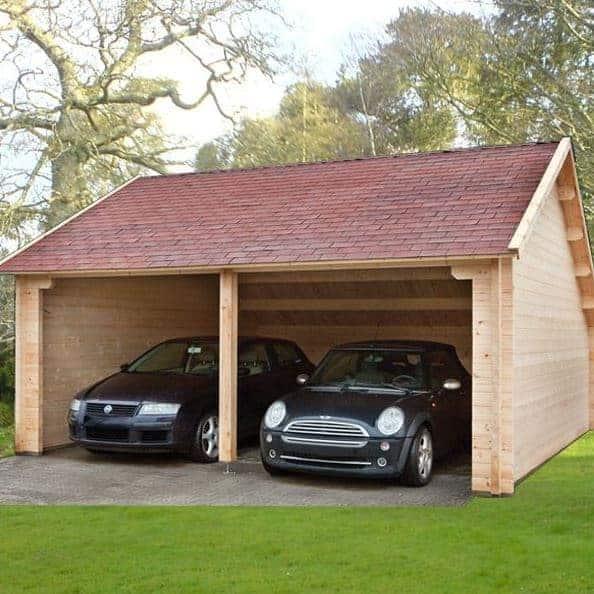 car sheds who has the best car sheds for sale in the uk. Black Bedroom Furniture Sets. Home Design Ideas