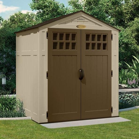 Garden sheds who has the best garden sheds for Garden shed 5 x 4