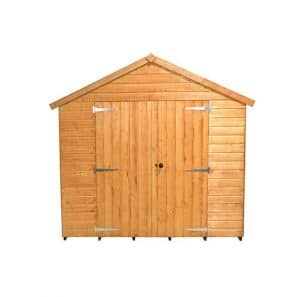 Hartwood 12' x 8' FSC Heavy Duty Workshop Front Closed Door