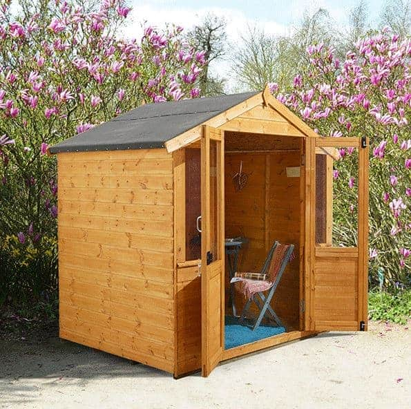 Hartwood 7' x 5' FSC Ilmington Summerhouse