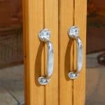 Hartwood 7' x 7' FSC Bidford Summerhouse Door Handle