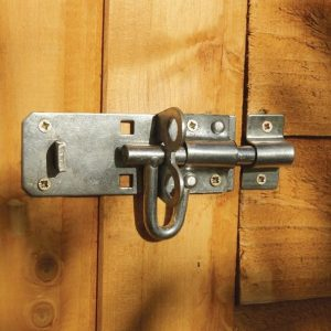Hartwood 8' x 6' FSC Apex Heavy Duty Shed Security Lock