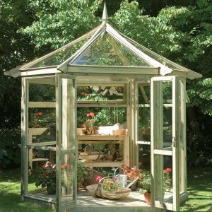 Hartwood 9' x 8' FSC Malvern Glass House