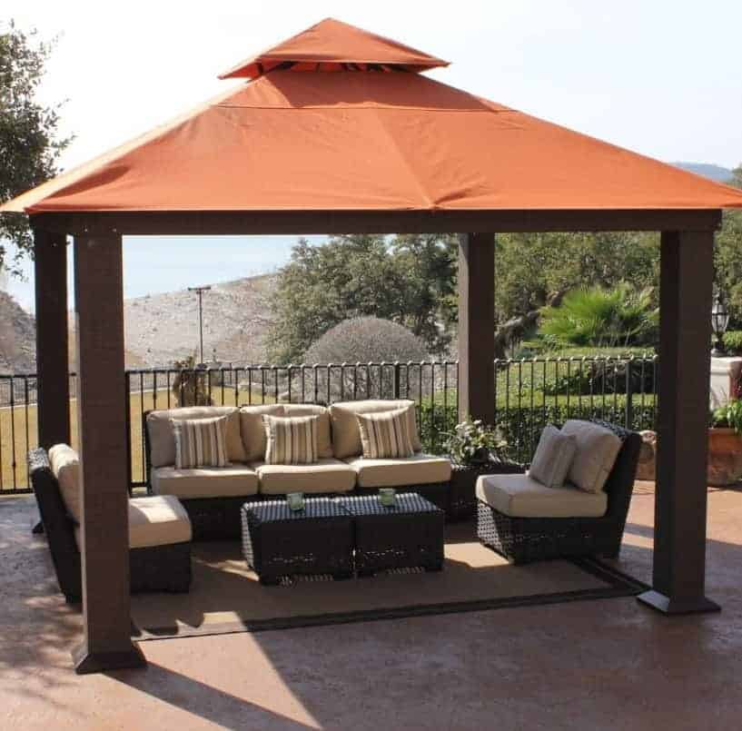 large metal gazebos 1