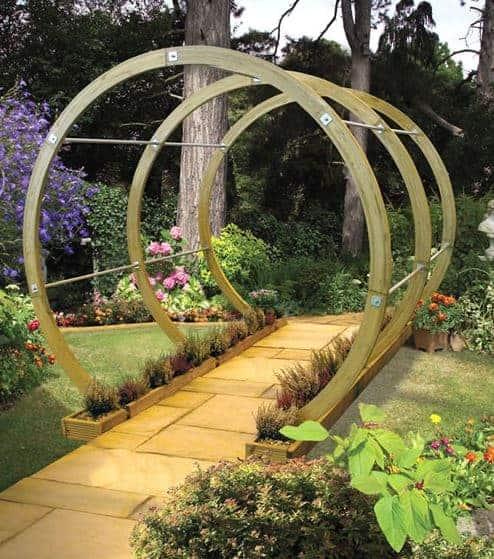 Circular Garden Arch