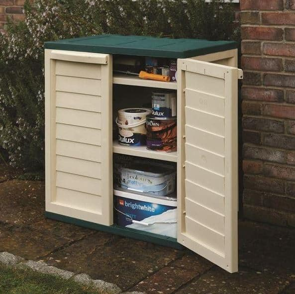 Outdoor storage cabinets who has the best