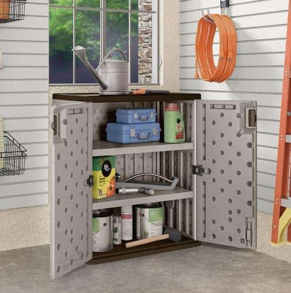 Outdoor Cabinets: Outdoor Storage Cabinets