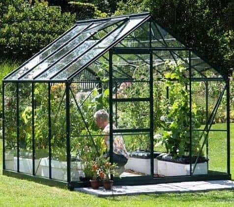 Elite 8ft Wide Belmont Greenhouse
