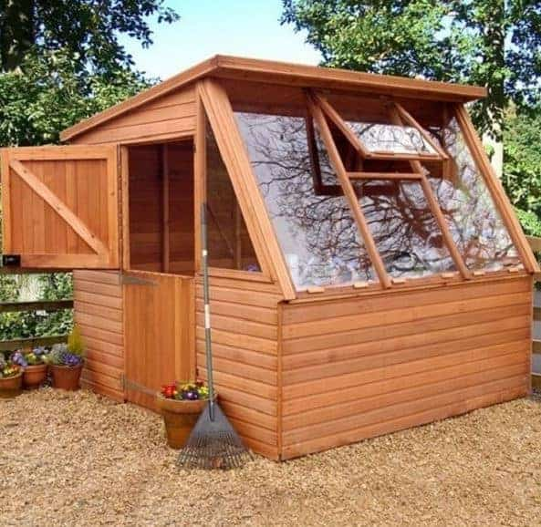 Potting sheds offers deals who has the best in uk for Potting shed