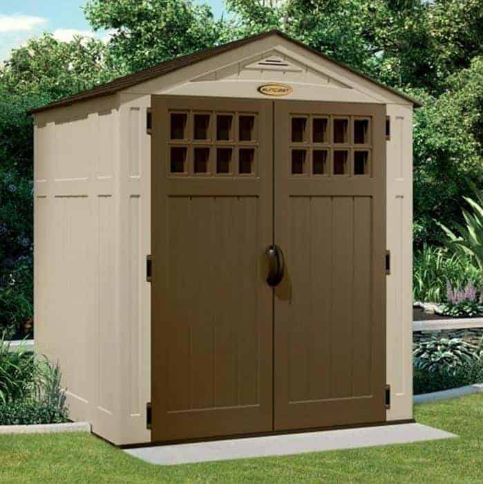 Resin storage sheds who has the best resin storage sheds for Resin garden shed