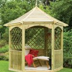 Small Gazebo - Bredon Small Gazebo