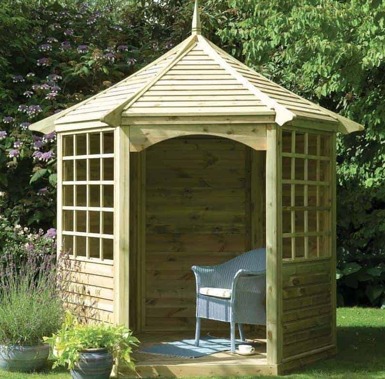 Hampton Garden Small Gazebo