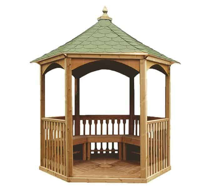 Rowlinson Gainsborough Gazebo