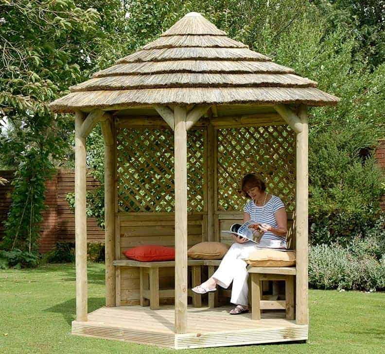 Average Cost To Build A Gazebo