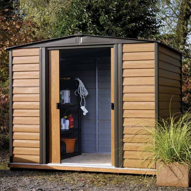 Steel Storage Sheds Who Has The Best