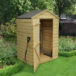 Tool Sheds - 4 x 3 Ultimate Shiplap Tool Sheds