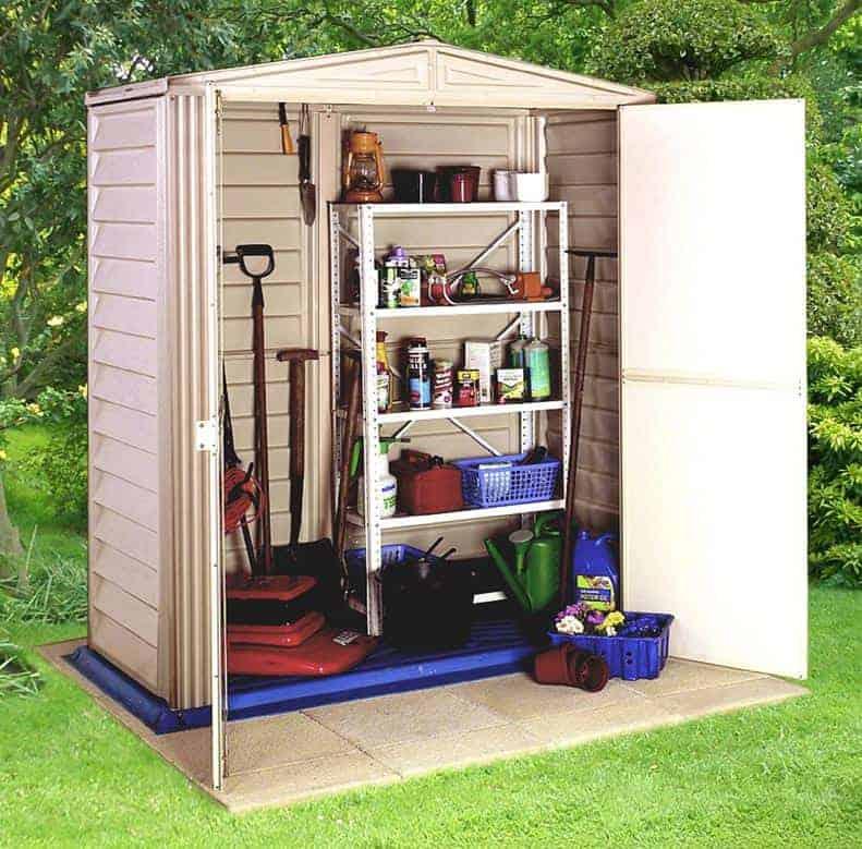 Garden Sheds 3ft Wide garden sheds 3ft wide duramax plastic little hut tool inside ideas