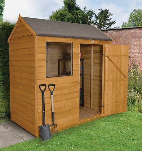 Tool sheds who has the best tool sheds for sale for Garden shed 6x4 sale