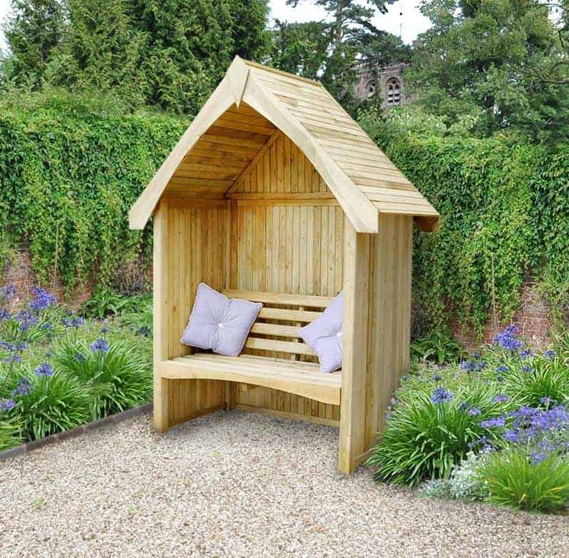 If You Are Looking For The Most Optimal Small Outdoor: Who Has The Best Wooden Arbours?