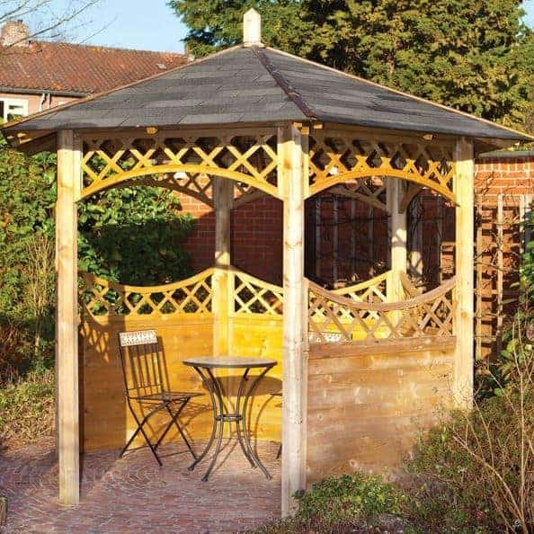 Wooden Gazebos Who Has The Best Wooden Gazebos
