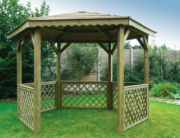 wooden gazebos who has the best wooden gazebos. Black Bedroom Furniture Sets. Home Design Ideas