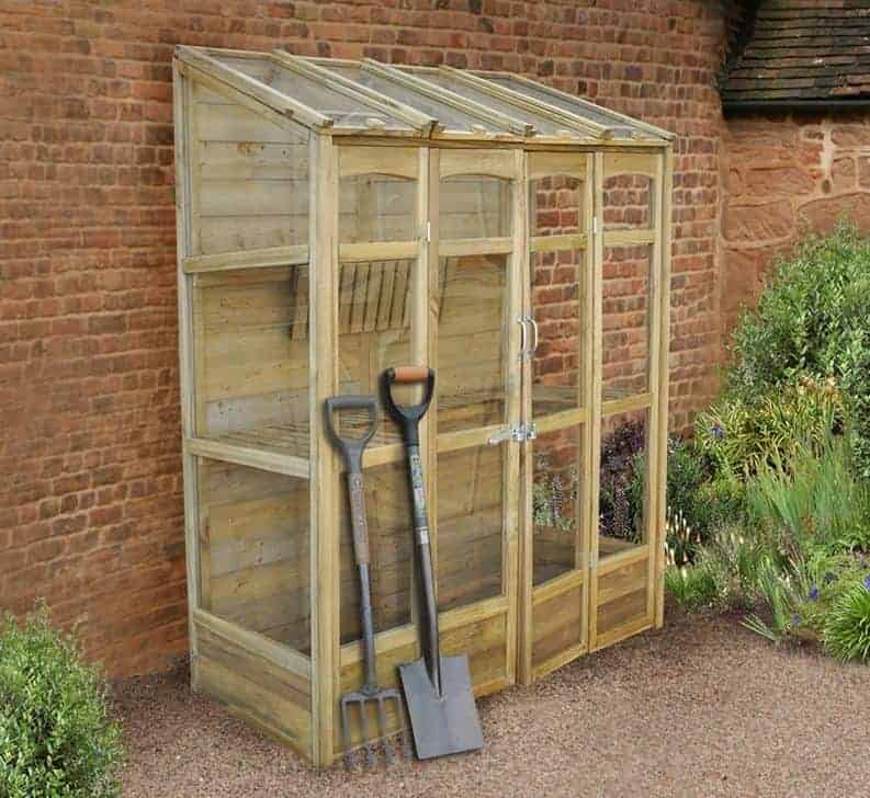 How To Build A Lean To Greenhouse Uk