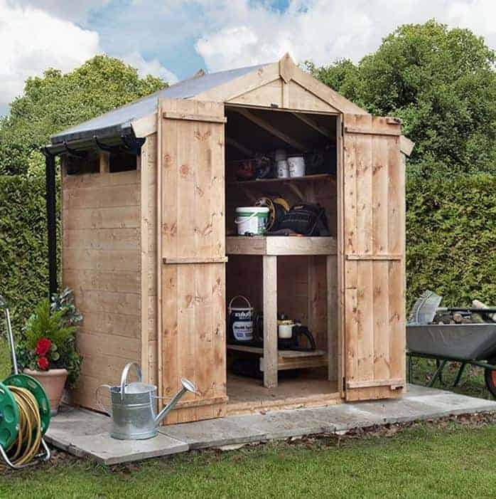 BillyOh Master Tongue and Groove Apex Shed