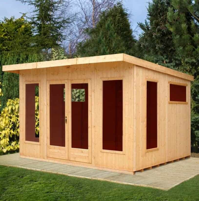 Loxley 12' x 10' Alton Summer House