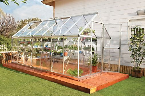 Palram Harmony Greenhouse