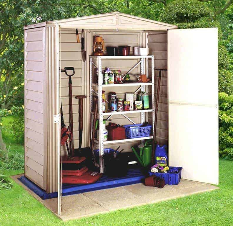 Garden Sheds 2 X 3 portable storage sheds - who has the best?