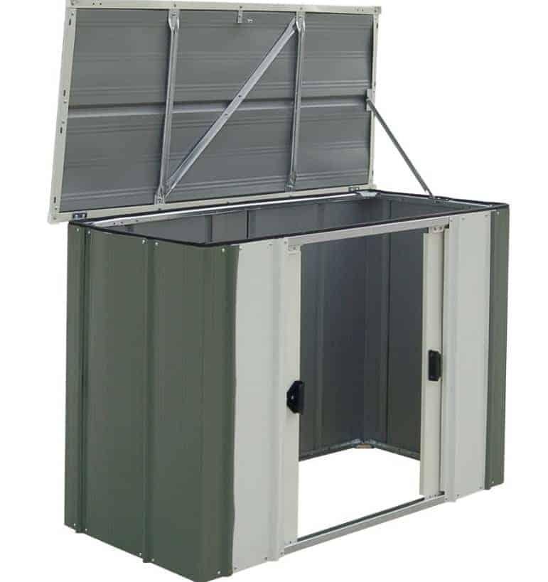 Rowlinson 4x2 Metal Storette