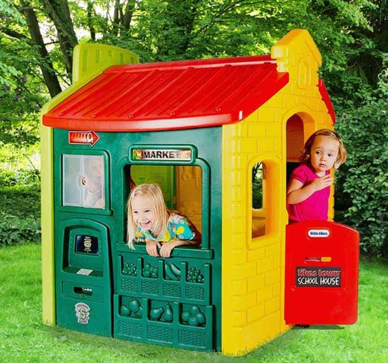 LittleTom Childrens Playhouse