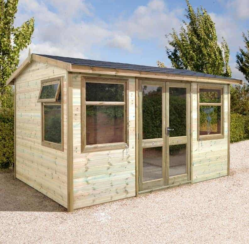 Bespoke summer houses who has the best bespoke summer for Room design 14x10